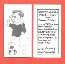 Nottingham Forest Tommy Capel 144