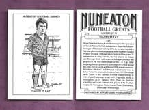 Nuneaton Town David Pleat 23 (NFG)