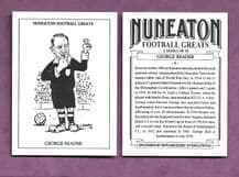 Nuneaton Town George Reader 5 (NFG)