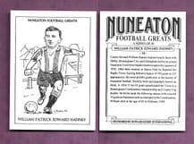 Nuneaton Town William Hanney 10 (NFG)