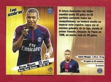 Paris St Germain Kylian Mbappe (STS)