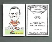 Partick Thistle Alfred Smith 36 (FC)