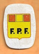 Peru Badge (WC82)