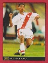 Peru Norberto Solano Newcastle United
