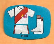 Peru Team Kit (WC82)