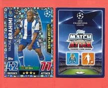 Porto Yacine Brahimi Tunisia 31 Star Player