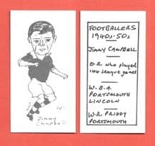 Portsmouth Jimmy Campbell 142
