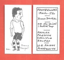 Preston North End Jimmy Dougal 241