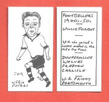 Preston North End Wille Forbes 309