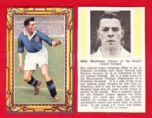 Queen of the South Billy Houliston Scotland
