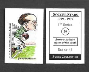 Queen of the South Jimmy Mathieson 39 (FC)