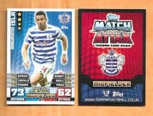 Queens Park Rangers Mauricio Isla 224 (AS)