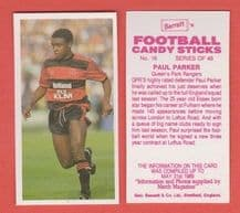 Queens Park Rangers Paul Parker 16