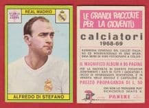 Real Madrid Alfredo Di Stefano Spain