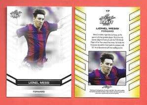 Real Madrid Lionel Messi 17 (LUSA)