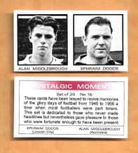 Rochdale Alan Middlebrough & Lincoln City Ephriam Dodds 16