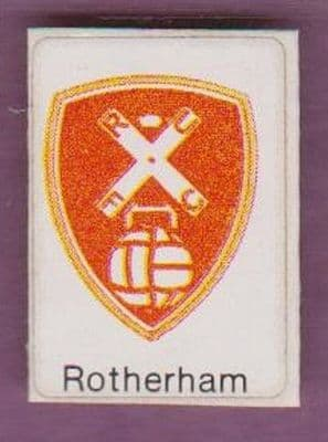 Rotherham United Badge (B)