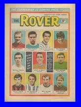Rover Comic August 8th 1970