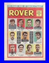 Rover Comic January 24th 1970
