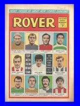 Rover Comic July 25th 1970