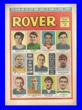 Rover Comic June 27th 1970