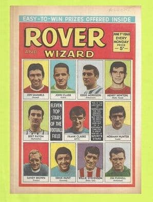 Rover Comic June 7th 1969