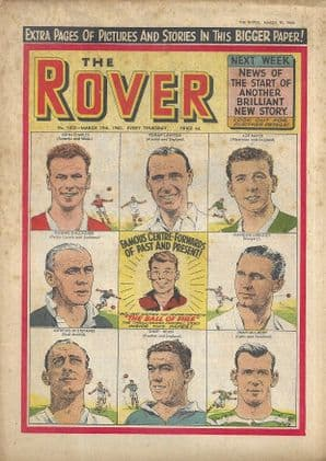 Rover Comic March 19th 1960
