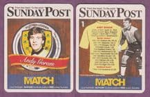 Scotland Andy Goram Oldham Athletic 1 (SP)