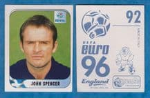 Scotland John Spencer Chelsea 92 (E96)
