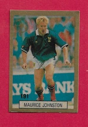 Scotland Maurice Johnston 191