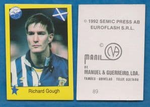 Scotland Richard Gough Glasgow Rangers