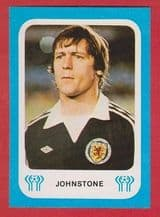 Scotland Willie Johnston West Bromwich Albion