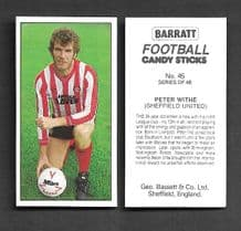Sheffield United Peter Withe 45