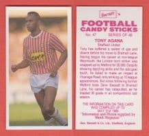 Sheffield United Tony Agana 47