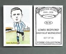 Sheffield Wednesday Lewis Bedford 39 (FC)