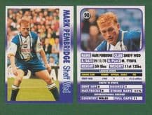 Sheffield Wednesday Mark Pembridge Wales 90