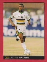 South Africa Lucas Radebe Leeds United
