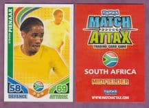 South Africa Steven Pienaar Everton 217