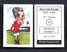 Southport Ted Glover 34 (FC)