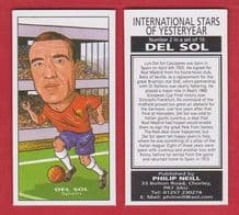 Spain Luis Del Sol A.S Roma 2 (ISOY)