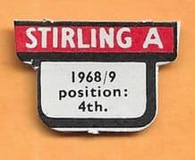 Stirling Albion 1969 (T)
