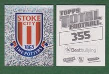 Stoke City Badge 355