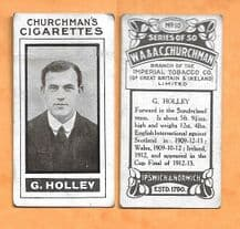 Sunderland George Holley 10