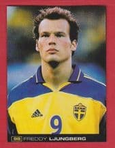 Sweden Freddy Ljungberg Arsenal