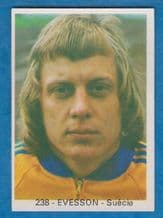 Sweden Tommy Evesson Osters