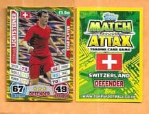 Switzerland Stephen Lichtsteiner Juventus 210 Star Player (14AS)