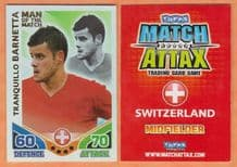 Switzerland Tranquillo Barnetta Bayer Leverkusen Man of the Match 275