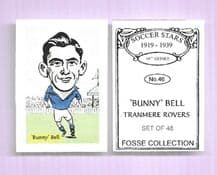 Tranmere Rovers Bunny Bell 46 (FC)