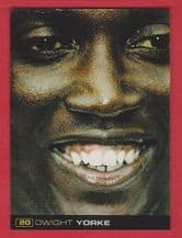 Trinidad and Tobago Dwight Yorke Manchester United