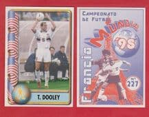 U.S.A Thomas Dooley New England Revolution